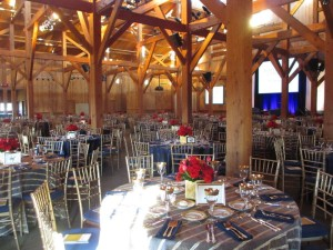 Wexner party barn 2
